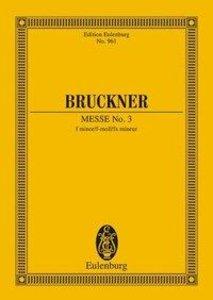Messe Nr. 3 f-Moll