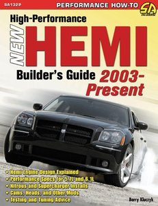 High-Performance New Hemi Builder's Guide 2003-Present