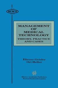 Management of Medical Technology