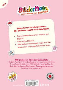 Gehm, F: Bildermaus - Lesen lernen mit Stickern - Geschichte