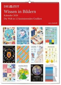 Die Zeit - Wissen in Bildern 2020 - Posterkalender