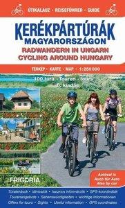 Radwandern in Ungarn Atlas und Reiseführer