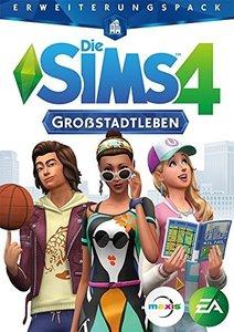 Die Sims 4 - Großstadtleben (Addon)