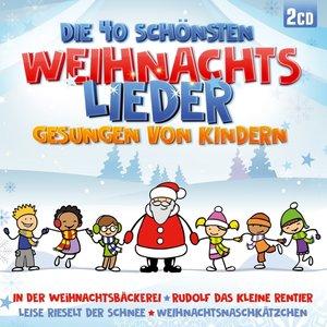 Die 40 schönsten Weihn.lieder gesungen v.Kindern