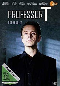 Professor T. Folge.9-12, 2 DVD