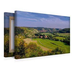 Premium Textil-Leinwand 45 cm x 30 cm quer Freyburg