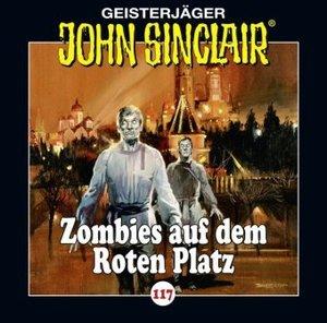 Zombies auf dem Roten Platz