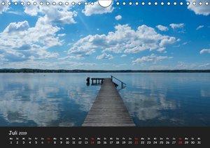Starnberger See - Silent Moments (Wandkalender 2019 DIN A4 quer)