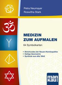 Medizin zum Aufmalen. Kartenset mit 64 Symbolkarten