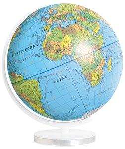 WAS IST WAS Columbus-Globus. Abenteuer Erde. TING-Starterset mit
