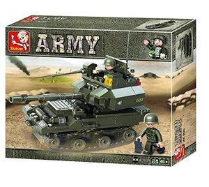 Sluban ARMY M38-B0282 - Panzer V, 178 Teile