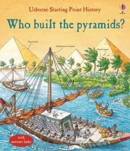 Who Built the Pyramids?
