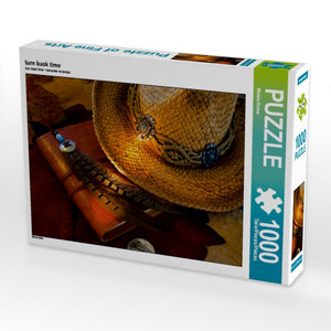 turn back time 1000 Teile Puzzle quer