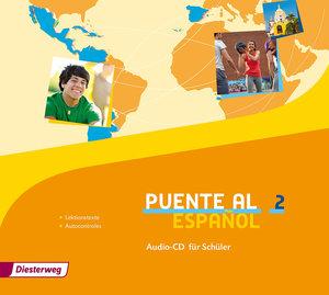 Puente al Español 2. Audio-CD für Schüler