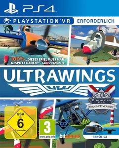 Ultra Wings (PlayStation VR)