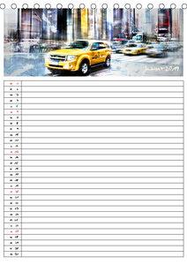DIGITAL-ART Cityscapes (Tischkalender 2019 DIN A5 hoch)