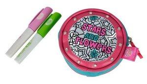 Color Me Mine Glitter Couture Round Purse