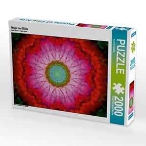CALVENDO Puzzle Magie der Blüte 2000 Teile Lege-Größe 67 x 90 cm