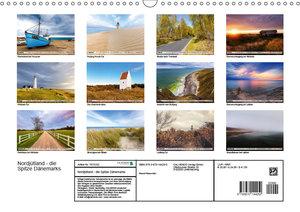 Nordjütland - die Spitze Dänemarks (Wandkalender 2019 DIN A3 que