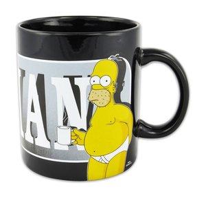 United labels 119865 - The Simpsons XXL Tasse, Homer Last perfec