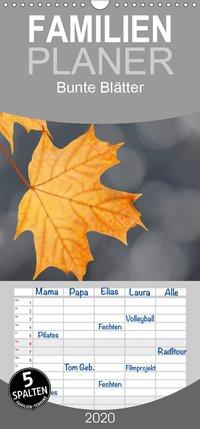 Bunte Blätter - Familienplaner hoch - zum Schließen ins Bild klicken