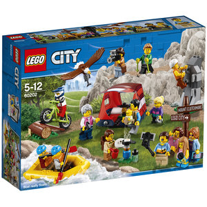 City Stadtbewohner ? Outdoor-Abenteuer