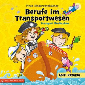 Pinos Kinderratebücher: Berufe im Transportwesen - Transport Pro