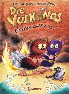 Die Vulkanos - Die Vulkanos brüten was aus!