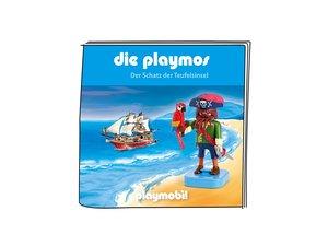 05-0001 - Tonies - Playmos - Der Schatz der Teufelsinsel