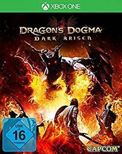 Dragon\'s Dogma Dark Arisen, 1 Xbox One-Blu-ray Disc