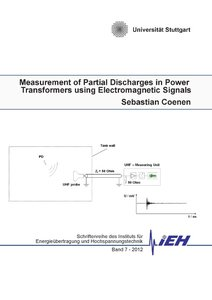 Measurement of Partial Discharges in Power Transformers using El