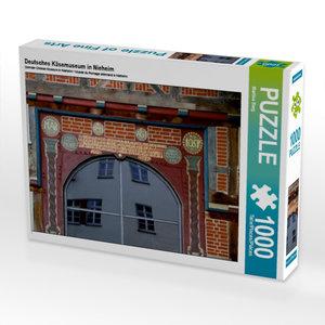 Deutsches Käsemuseum in Nieheim 1000 Teile Puzzle quer