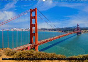 San Francisco Metropole in Kalifornien (Wandkalender 2020 DIN A2