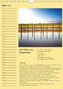 Ostfriesland - Appetit auf mehr / Geburtstagskalender