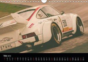 Vintage Racing, historischer Motorsport (Wandkalender 2019 DIN A