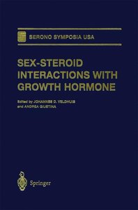 Sex-Steroid Interactions with Growth Hormone