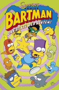 Simpsons Comics. Bartmann