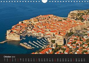 Grüße aus Kroatien (Wandkalender 2019 DIN A4 quer)