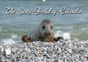 The Seals / UK-Version / Birthday Calendar (Wall Calendar perpet