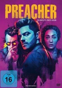 Preacher. Season.2, 4 DVD