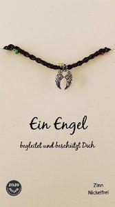 Glücksboten Armband Ein Engel 4