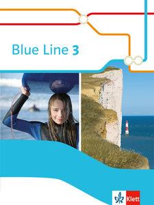 Blue Line 3. Schülerbuch. Ausgabe 2014