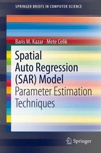 Spatial AutoRegression (SAR) Model