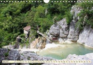 Frühling in den Bergen von Istrien (Wandkalender 2019 DIN A4 que