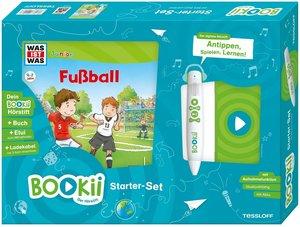 Bookii Starterset WAS IST WAS Junior Auf geht\'s zum Fußball! Bu