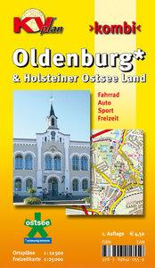 Oldenburg & Holsteiner Ostsee Land 1 : 25 000