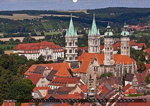 Naumburg - Kleinod an der Saale (Wandkalender 2020 DIN A2 quer)
