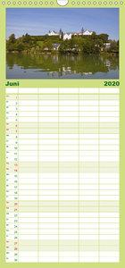 Naturpark Holsteinische Schweiz - Familienplaner hoch