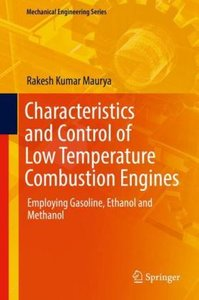 Characteristics and Control of Low Temperature Combustion Engine