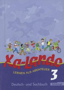 Xa-Lando 3. Neubarbeitung. Schülerbuch. u. a. Nordrhein-Westfale